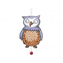krima & isa jumping owl