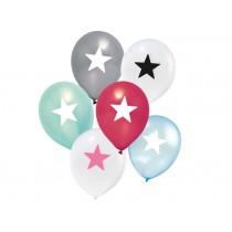 krima & isa balloon star (set)