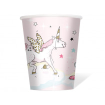 krima & isa paper cups Unicorn