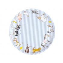 krima & isa paper plates farm