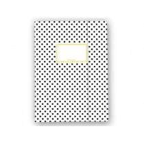 krima & isa folder map little dots black