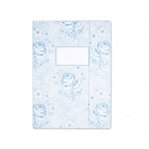 krima & isa folder map roses blue