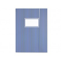 krima & isa folder map stripes dark blue