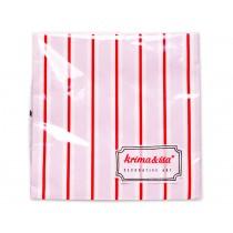 krima & isa paper napkins Lollipop pink