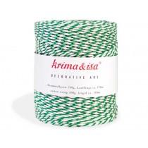 Green yarn by krima & isa