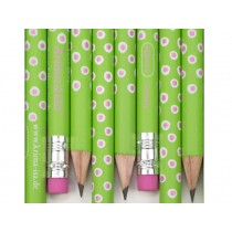 krima & isa Pencil GREEN SPOTS