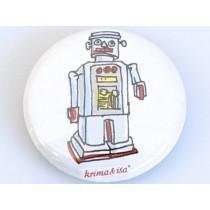 krima & isa Button ROBOT