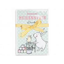 krima & isa Milestone Cards BABY ANIMALS