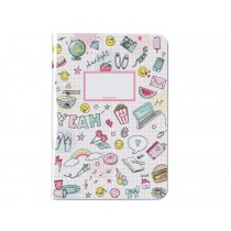 krima & isa Notebook A4 GIRLPOWER