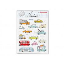 krima & isa Sticker CARS
