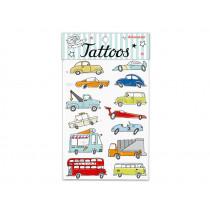krima & isa tattoos CARS