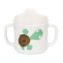 Lässig melamine baby spout cup Turtle