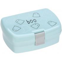 Lässig lunchbox SPOOKY aqua