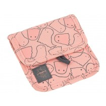 Lässig mini neck pouch SPOOKY apricot