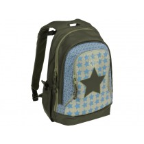 Rucksack with star for boys by Lässig