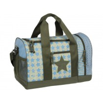 Sportbag with stars for boys by Lässig