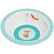 Lässig melamine bowl Fox