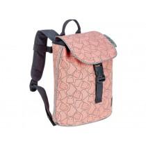 Lässig Mini Duffle Backpack SPOOKY peach