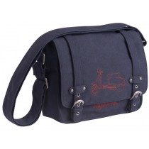 Mini Messenger Bag Scooter in navy by Lässig