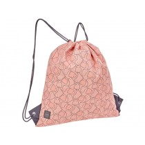 Lässig Mini string bag SPOOKY peach