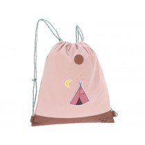 Lässig Mini Drawstring Bag TIPI light pink