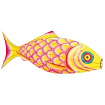 Petit Pan lamp FISH yellow large