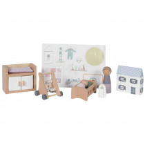 Little Dutch Dollhouse Baby Room