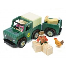 Le Toy Van Farm Vehicle