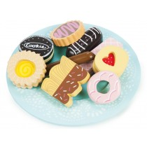 Le Toy Van biscuit and plate set