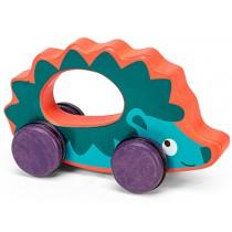 Le Toy Van Harrison the Hedgehog on wheels