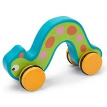 Le Toy Van Speedy Caterpillar on wheels