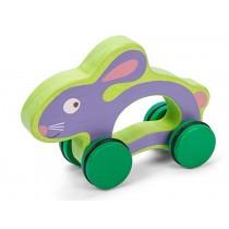Le Toy Van Hunny-Bunny on wheels