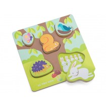 Le Toy Van Mama Baby Counting Puzzle