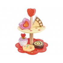 Le Toy Van 2 Tier Cake Stand