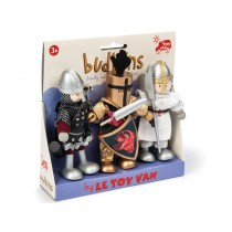 Le Toy Van Knights Gift Pack