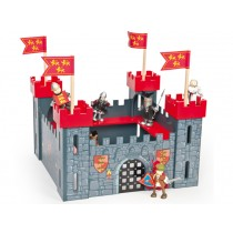 Le Toy Van My First Castle red