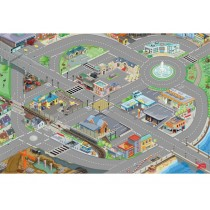Le Toy Van play mat town road