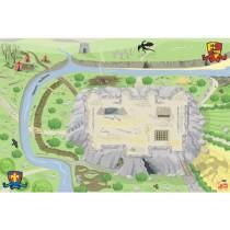 Le Toy Van Giant Castle Play Mat