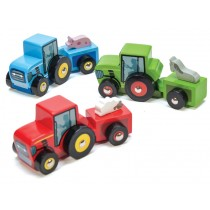 Le Toy Van tractor small