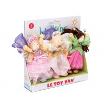 Le Toy Van TRUTH FAIRIES gift pack