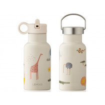 LIEWOOD Water Bottle Anker SAFARI sandy mix