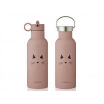 LIEWOOD Water Bottle Neo CAT rose