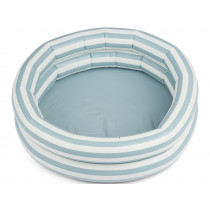 LIEWOOD Pool LEONORE Stripe Sea Blue / Creme de la Creme