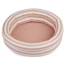 LIEWOOD Pool LEONORE Stripe Rose / Creme de la Creme