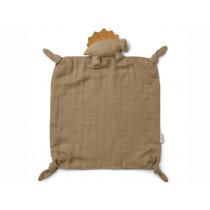 LIEWOOD Cuddle Cloth Agnete DINO oat