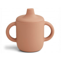 LIEWOOD Silicone Sippy Cup NEIL tuscany rose