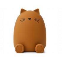 LIEWOOD Money Box Palma CAT mustard