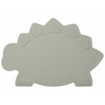 LIEWOOD Placemat Tracy DINOSAUR dove blue