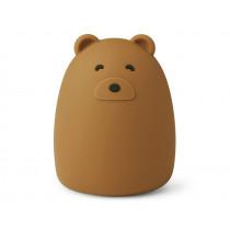 LIEWOOD Night Light Winston BEAR golden caramel