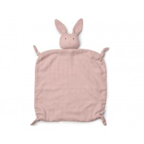LIEWOOD Cuddle Cloth Agnete BUNNY old rose